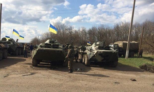 Ukrainian armored vehicles gradually switch to Mercedes engines / Viktor Maksimov, vk.com