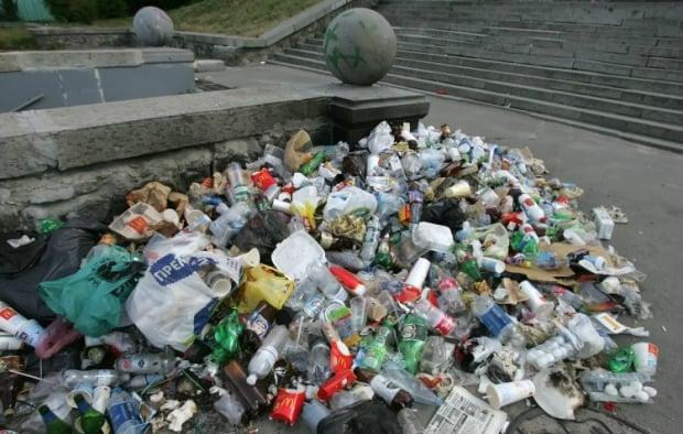 Кількість відходів в Україні зростає / УНІАН
