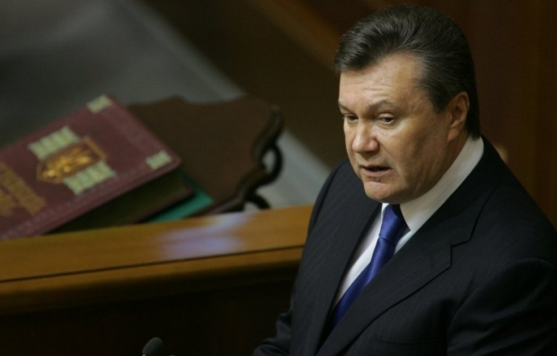 Viktor Yanukovych / Photo from UNIAN