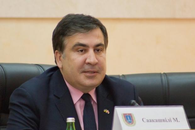 Саакашвили возглавил Одесскую область / Фото УНИАН