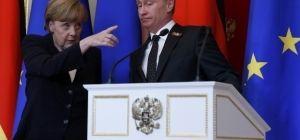 Ukrainian interest. Surprising Merkel, shuttling Kerry, and skepticism ahead of the Riga summit