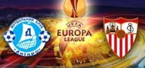 Суперфутбол: Днепр - Севилья. Финал Лиги Европы