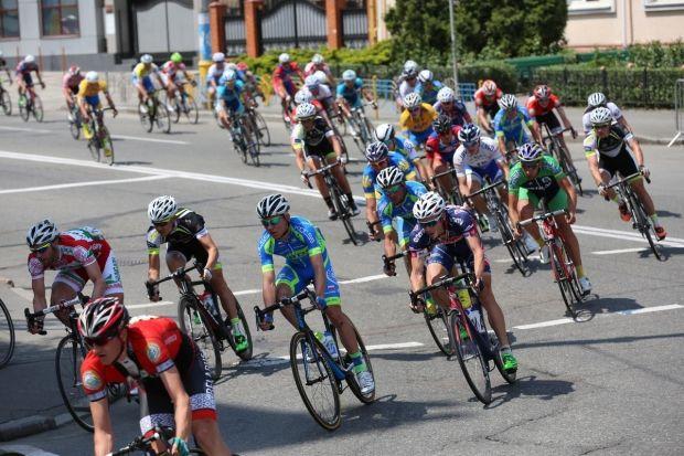 Киевская велогонка завершилась триумфом украинских спортсменов / racehorizonpark.com