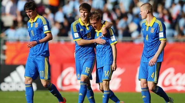 Сборная Украины разгромила Мьянму в матче ЧМ / fifa.com/u20worldcup