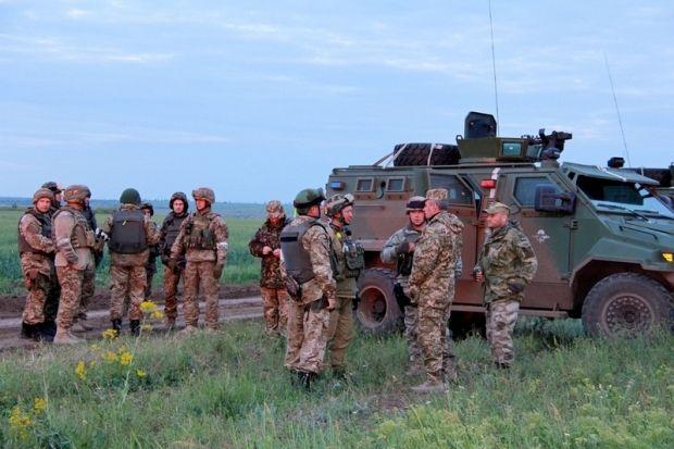 В Украины нет альтернативы перехода на контрактную армию / mil.gov.ua