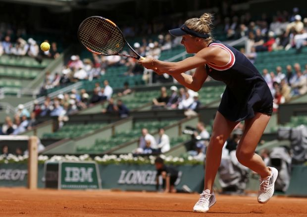 Свитолина проиграла в четвертьфинале турнира в Париже / Reuters