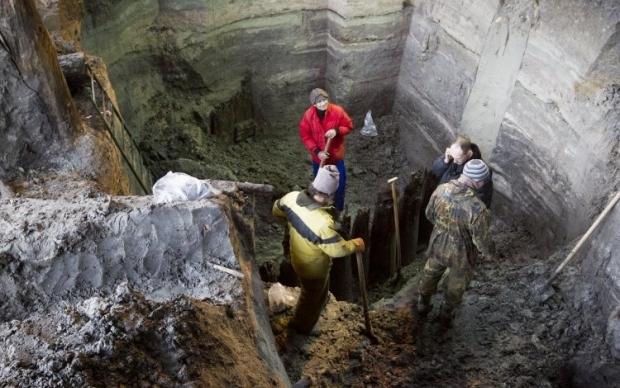 Археологические работы снова возобновят / Фото УНИАН