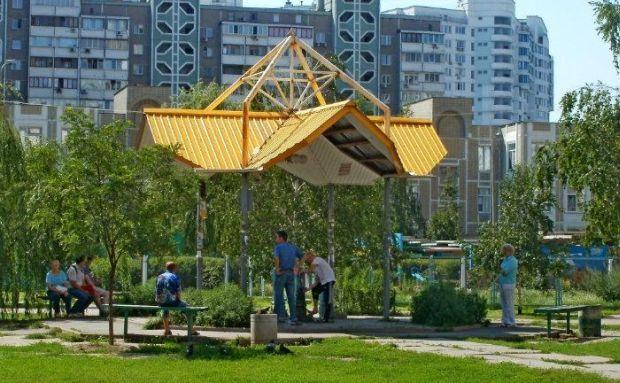 З початку року у столиці відновлено роботу 31 бюветного комплексу / wikimapia.org