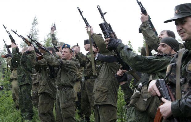 В Горловке боевики готовятся к широкомасштабному наступлению - ИС
