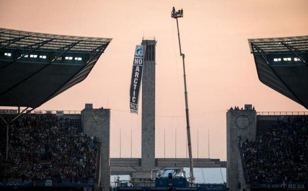 Активисты призывают УЕФА не сотрудничать с