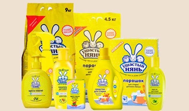Заборона стосується всіх миючих і чистячих засобів виробництва українського  підприємства ПРАТ