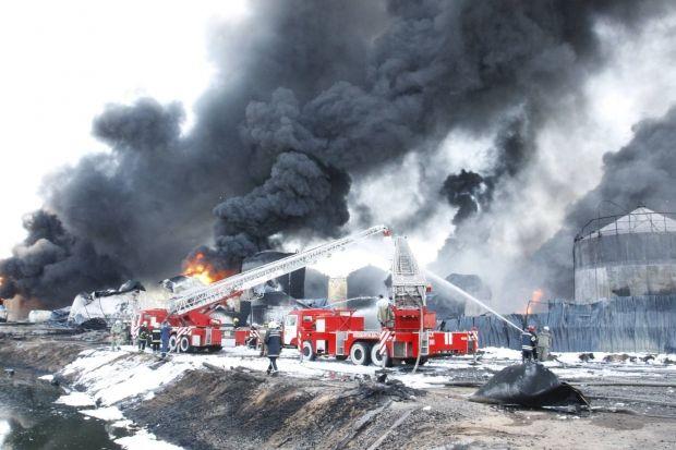 В результаті пожежі постраждали 12 осіб / facebook.com