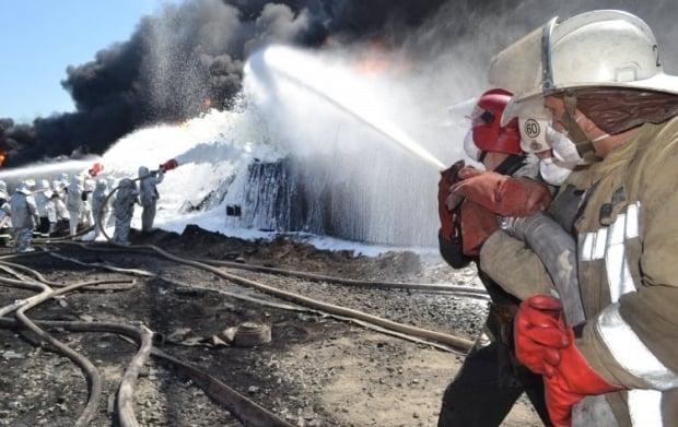 Уровень вредных веществ в воздухе Киева и области не превышает допустимые значения / Фото УНИАН