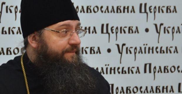 Голова Синодального інформаційного відділу Української Православної Церкви єпископ Ірпінський Климент (Вечеря)