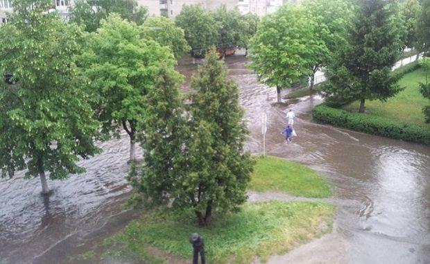 Дожди / facebook/Оксана Прокопчук
