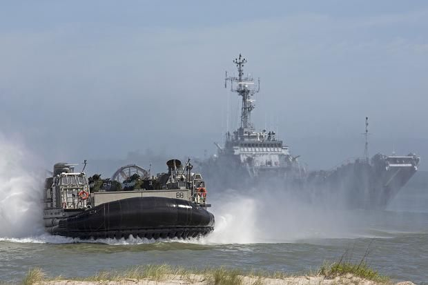 Nato drills send a message to Moscow that the alliance will not be intimidated by