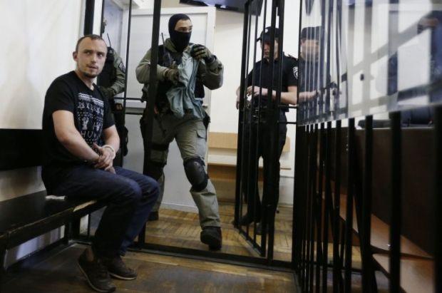 Полищука арестовали на два месяца