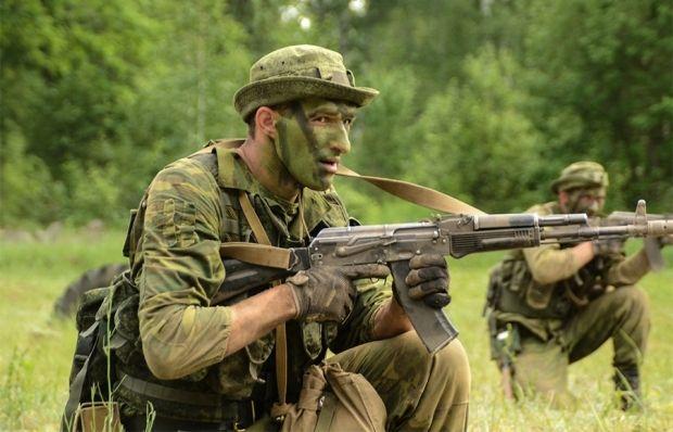 На территории Украины находится до 9 тысяч российских солдат
