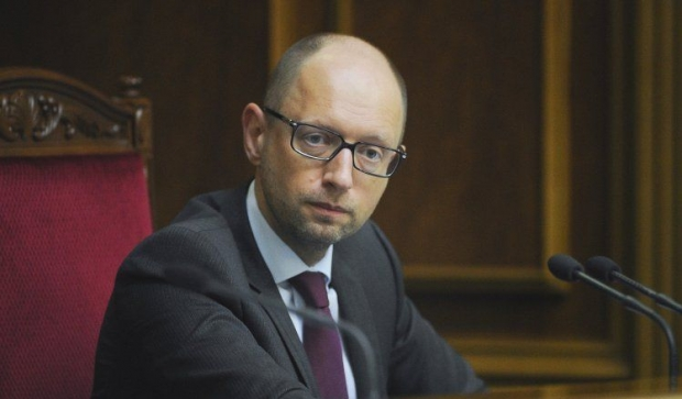 Yatsenyuk hopes Ukraine will sign an agreement on a free trade zone with Canada soon / Photo from UNIAN
