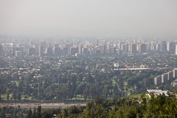 Качество воздуха в столице достигло критических показателей