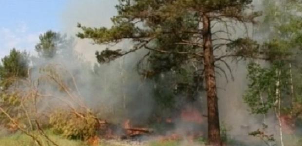 Пожар / Скриншот