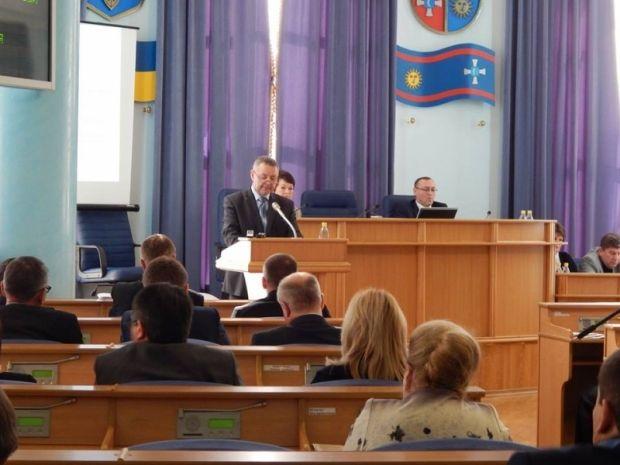 Вінницька облрада затвердила стратегію розвитку / vinrada.gov.ua