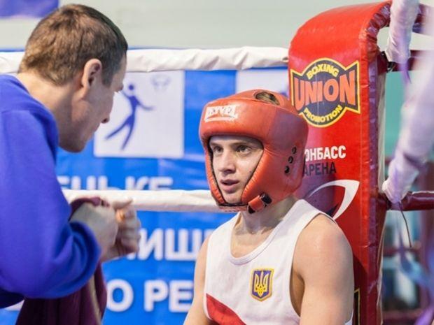 Дмитрий Замотаев вышел в полуфинал ЧМ / zp.vgorode.ua