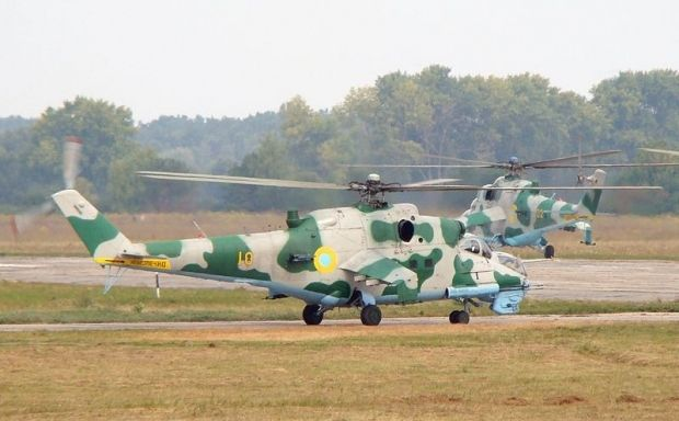 На фото: Ми-24 / Дима Сергиенко / wikipedia.org