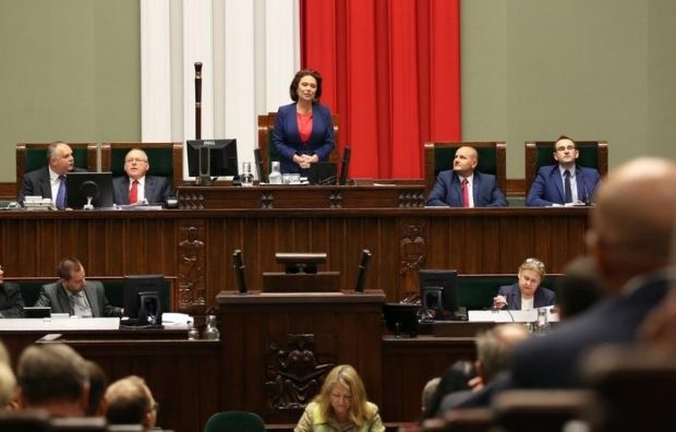 Photo from sejm.gov.pl