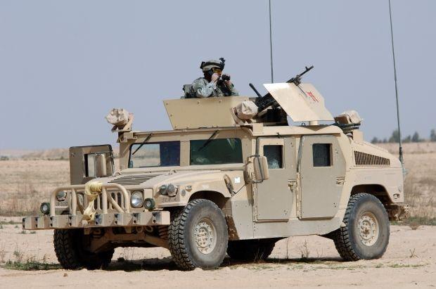 Украине обещают еще сотню Humvee