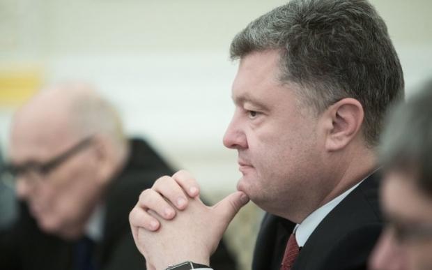 Порошенко рассказал о необходимости новой волны санкций в случае эскалации ситуации на Донбассе / Фото УНИАН