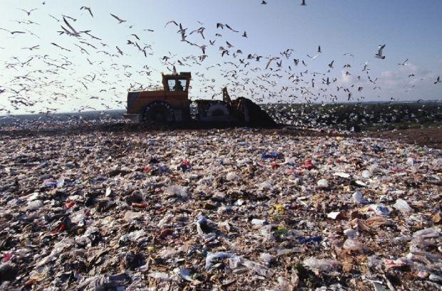 Щороку в Україні утворюється майже 450 млн тонн відходів / sevastopolnews.info