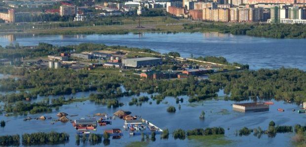 В РФ город Нефтеюганск затопило нефтью В пригороде Нефтеюганска Ханты-Мансийского автономного...