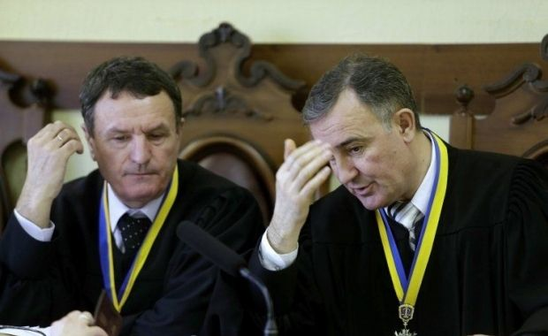 The Verkhovna Rada may decide on Tuesday on the arrest of Chairman of Kyiv's Court of Appeals Anton Chernushenko / Photo from UNIAN
