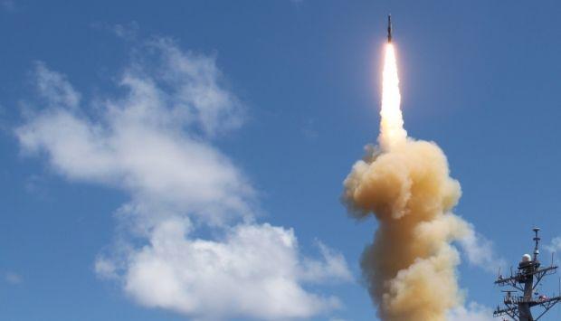 Баллистическая ракета / Official U.S. Navy Page, Flickr.com