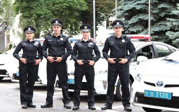 Полицейские патрули уже работают в Киеве / facebook.com/arsen.avakov.1