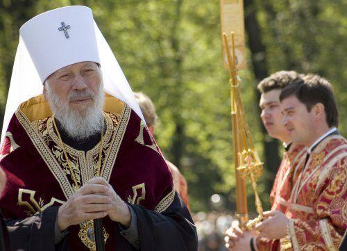 Блаженнейший Митрополит Владимир. Фото УНИАН.