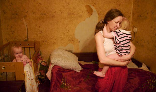 Кожня третя дитина в Україні живе за межею бідності / jewishfedstpaul.wordpress.com