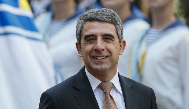 Президент Болгарії Росен Плевнелієв / REUTERS
