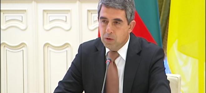 Плевнелиев считает, что в ЕС необходимо объяснить, что такое
