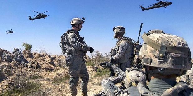US plans large-scale exercises in Baltic States | UNIAN