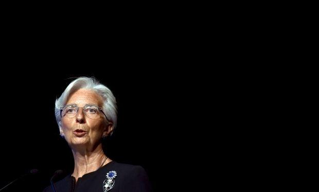 МВФ вчетвер, 17 грудня, висловив довіру своєму директору-розпоряднику Крістін Лагард,
