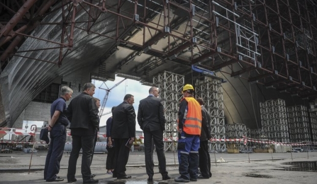 PM Yatsenyuk says the Ukrainian parliament should pass a bill on the additional financing of Chornobyl NPP / Photo from UNIAN