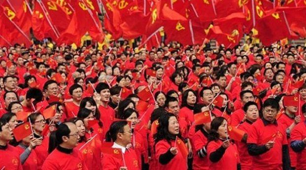 Компартия КНР убеждала народ -