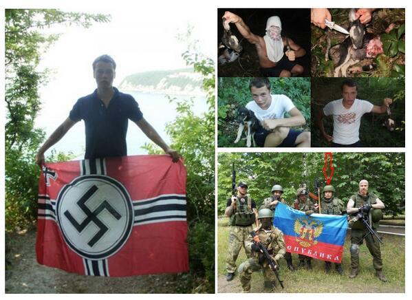 ГПУ объявила врозыск 2-х русских боевиков-садистов