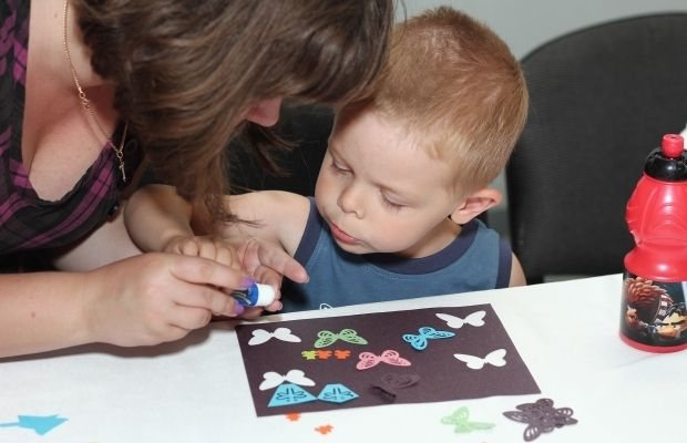 дети психологи / Фото: Пресс-служба Гуманитарного штаба Рината Ахметова