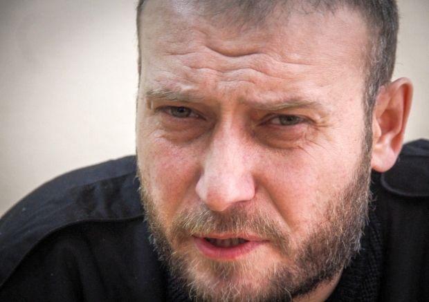 Right Sector leader Dmytro Yarosh / Photo from Ukrainska Pravda