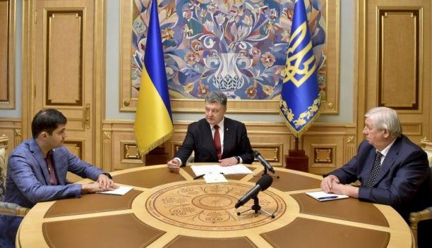 Предпринятые радикальные меры могут сыграть с Киевом злую шутку / president.gov.ua