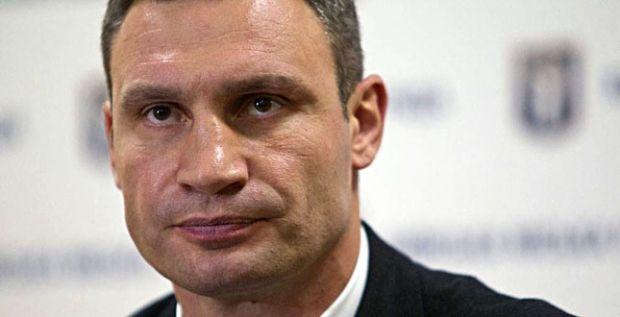 Кличко каже, що наразі продовжується процес розробки схем розміщення кавомашин / kievcity.gov.ua