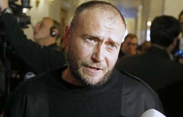 Yarosh wants to create a new national patriotic movement in Ukraine / Photo from UNIAN